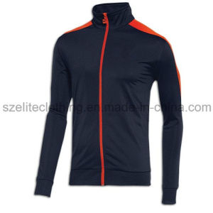 Hot Sale Blank Polyester Tracksuit (ELTTSJ-12) pictures & photos