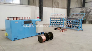 Cat5/Cat5e/CAT6 Wire Cable Stranding Machine Dongguan Factory pictures & photos