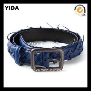 2016 New Fashion PU Woven Belt for Garment (YD-15032)