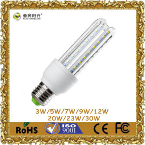 12W SMD LED U-Shaped Bulb Light pictures & photos