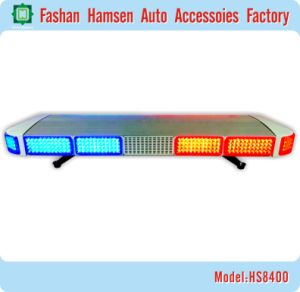 High Bright LED Police Vehicle Warning Lightbar with Siren and Speaker