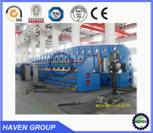 Xbj-6 One Milling Head Edge Milling Machine pictures & photos