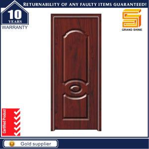 PVC Coated Wood Door PVC Door Wood Soundproof Door pictures & photos