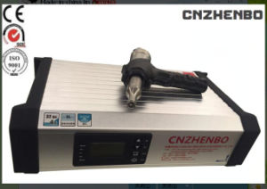 35kHz Hot Sale Hand Tpye Welding Machine (ZB-101526) pictures & photos