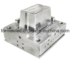Plastic Crate Injection Mould Design Manufacture Turnover Box Mold pictures & photos