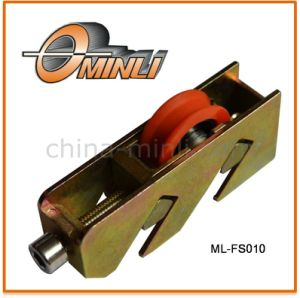 Window Roller Pulley with Zinc Alloy Housing (ML-FS010) pictures & photos