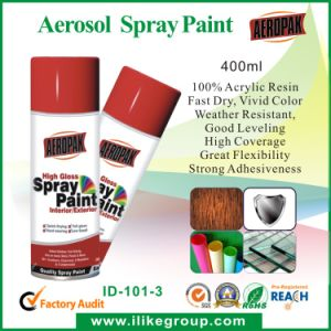 Aeropak High Gloss Chrome Spray Paint pictures & photos