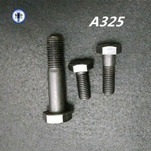 ASME A325 Type1/8s Heavy Hex Structural Bolt Black pictures & photos