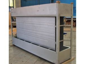 "Falling-Film Heat Exchanger Cooling System ""Welding 316 Stainless Steel Wide-Channel Heat Exchanger"" pictures & photos"