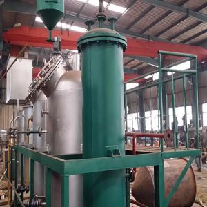 12t/D Small Crude Oil Refinery Sunflower Oil Refining Machine pictures & photos