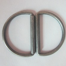 Wholesale Nickel Plated Metal Ring for Keychain pictures & photos