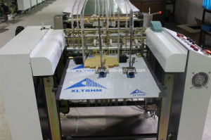 Automatic Paper Feeding Gluing Machine for Box Machinery (YX-650A) pictures & photos