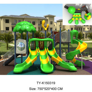 2016children Outdoor Playground and Plastic Children Outdoor Playground and Kids Outdoor Playground pictures & photos