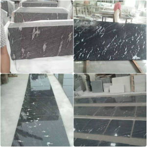 Via Lactea Granite Tine and Slab for Hotel Flooring pictures & photos