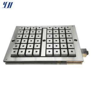 Square-Shaped Electro Permanent Magnetic Chuck