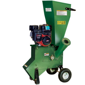 B&S 6.5HP Gasoline Wood Chipper pictures & photos