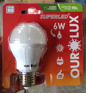 LED A60-9W Bulbs E27 Bulbs CE/RoHS Approval