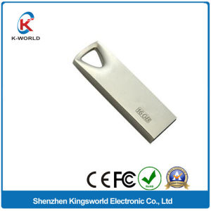 High Quality Metal 16GB USB Disk pictures & photos