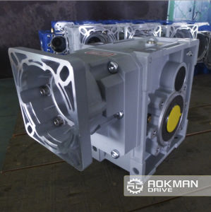 Good Efficiency Nmrv/Km Series Hypoid Gearbox/Reducer pictures & photos