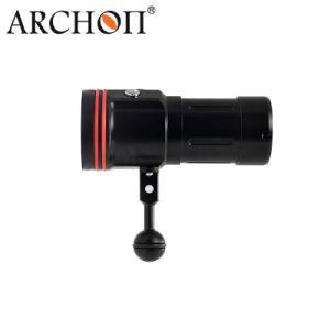 Archon 5200 Lumens LED UV Dive Flashlight pictures & photos