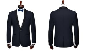 Business Slim Fit Suit for Men (Suit130044) pictures & photos