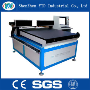 CNC Cutting Machine for Mobile Phone Screen Protector/Cover Plate pictures & photos