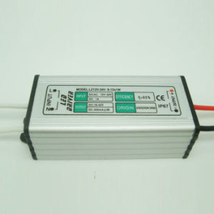 10watt LED Power Supply Waterproof IP67 300mA Constant Current for LED Lights pictures & photos