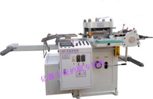 Screen Protector Poll Cylinder Die Cutting Press Machine pictures & photos