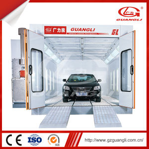 Ce Approved High Standard Professional Factory Supply Car Spray Booth Supplier (GL6-CE) pictures & photos