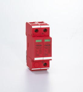 Trs-C40 40ka Lightning Protector Surge Arrester Lightning Arrester for CE pictures & photos