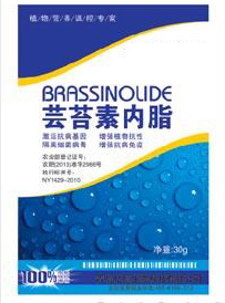 Safe and Healthy Crop Protection Plant Growth Regulator Natural Brassinolide pictures & photos