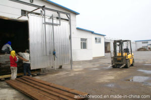 Thermally Modified Wood Kiln (hot oil heating, FW-T25)