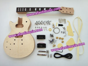 Afanti Music / Left Hand / Standard Style / Electric Guitar Kit (SDD-165K) pictures & photos
