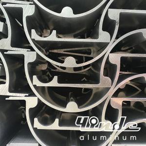 Aluminum Extrusion/Extruded Aluminium Profile for Pipe Bracket pictures & photos
