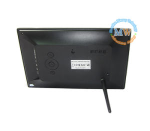 LCD Screen 10inch Digital Frame with Playing MP3 / MP4 / Slideshow pictures & photos