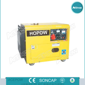 Diesel Generator 3-12kVA Air Cooling Type pictures & photos