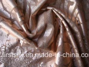 Foil Print Fabric pictures & photos