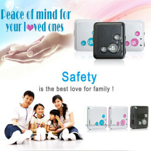 High Quality Portable Mini GPS Tracker with Sos Button V16 pictures & photos