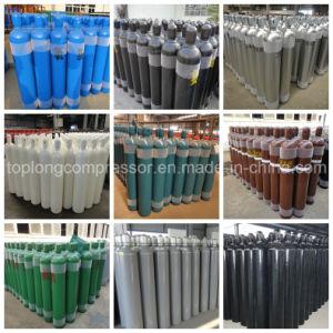 High Pressure Acetylene Oxygen Nitrogen Argon Carbon Dioxide Weld Seamless Steel Gas Cylinder pictures & photos