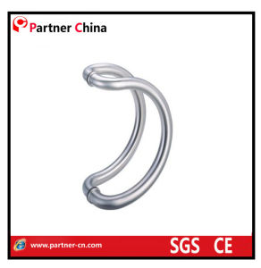 Stainless Steel 304 Modern Pull Handle for Glass Door (01-118) pictures & photos