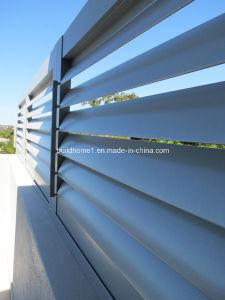 Exterior Non-Corrosive Aluminium Solar Shading pictures & photos