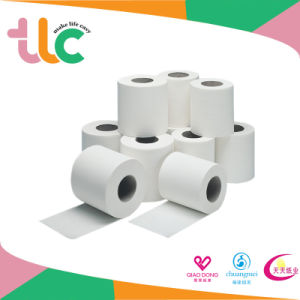 Standard Roll Toilet Paper Wholesale Pure Wood Paper pictures & photos