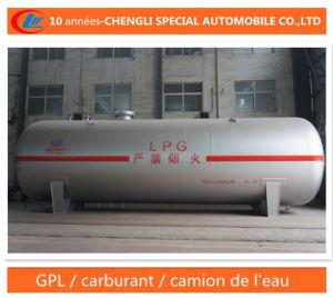 10m3 LPG Pressure Vessel 5ton 10cbm LPG Bulk Tanker pictures & photos
