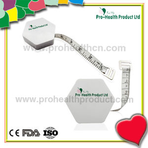 Hospital Hexagon Tape Measure Ruler pictures & photos