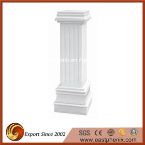 Good Quality Crystallized Glass Stone Column pictures & photos