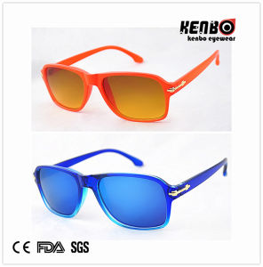 Trendy Design Fashion Sunglasses with Metal Hand of Temple for Accessory CE FDA Kp50319 pictures & photos