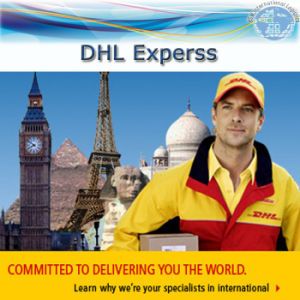 DHL Express Shipping to Belgium France Germany Italy pictures & photos