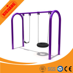 Ce Approved Swing Sets for Kindergarden and School pictures & photos