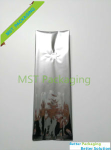 Gusset Bag with Degassing Valve/ Coffee Packaging Bag pictures & photos