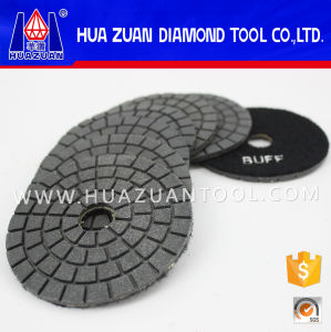 100mm Granite Buff Wet Polishing Pad pictures & photos